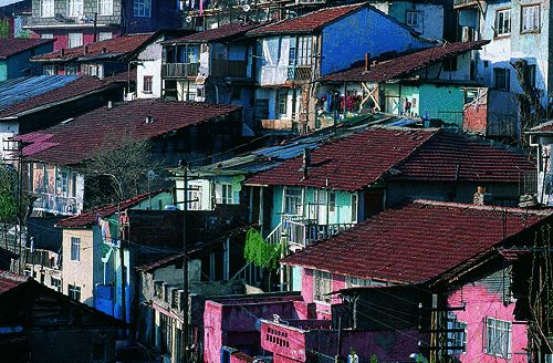 Anakara, Tukey - The Old City (Image ©RM)